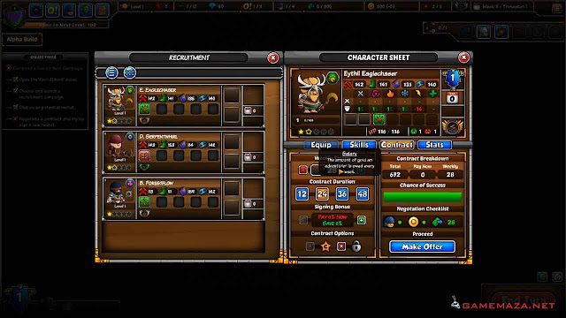 Epic Manager Gameplay Screenshot 4