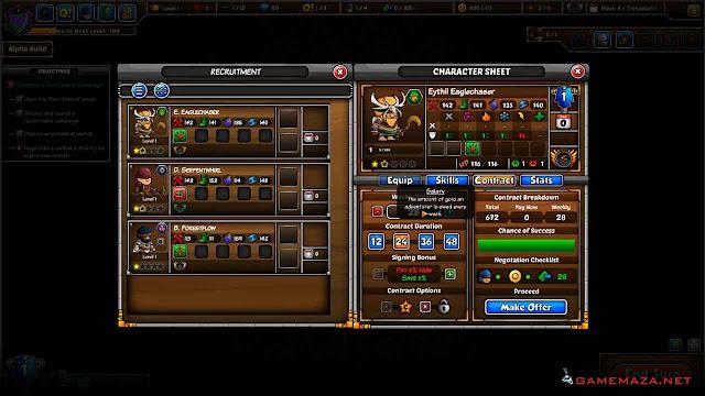 Epic Manager Gameplay Screenshot 4