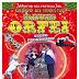 Meravigliose festività natalizie con l'estasiante Circo David Orfei