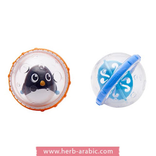 لعبة اطفال البطريق العائم للاستحمام
