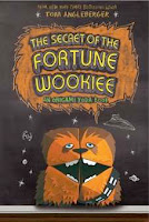 bookcover of SECRET OF THE FORTUNE WOOKIEE (Origami Yoda #3)  by Tom Angleberger