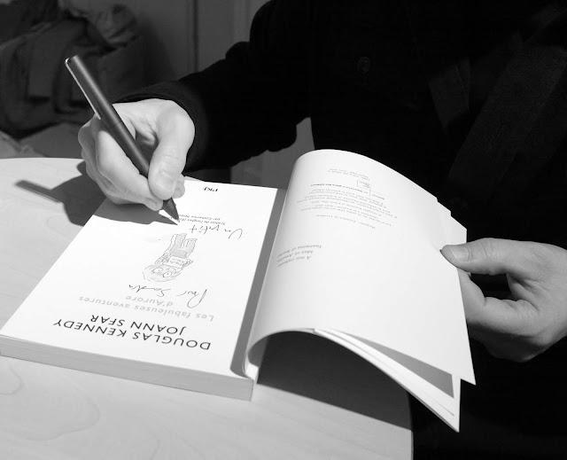 Signature par Douglas Kennedy