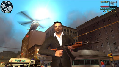 GTA Liberty City Stories v2.1 Mod Apk-screenshot-3