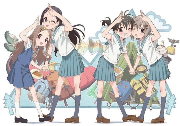 Yama no Susume BD Subtitle Indonesia Batch