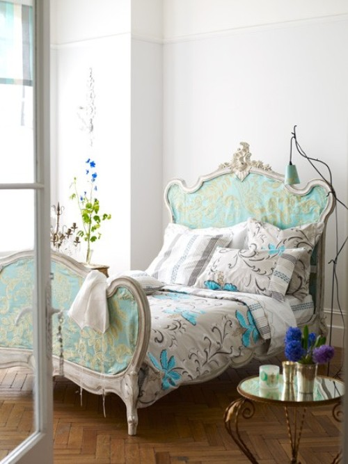 White Shabby Chic Bedrooms 2012  I Heart Shabby Chic