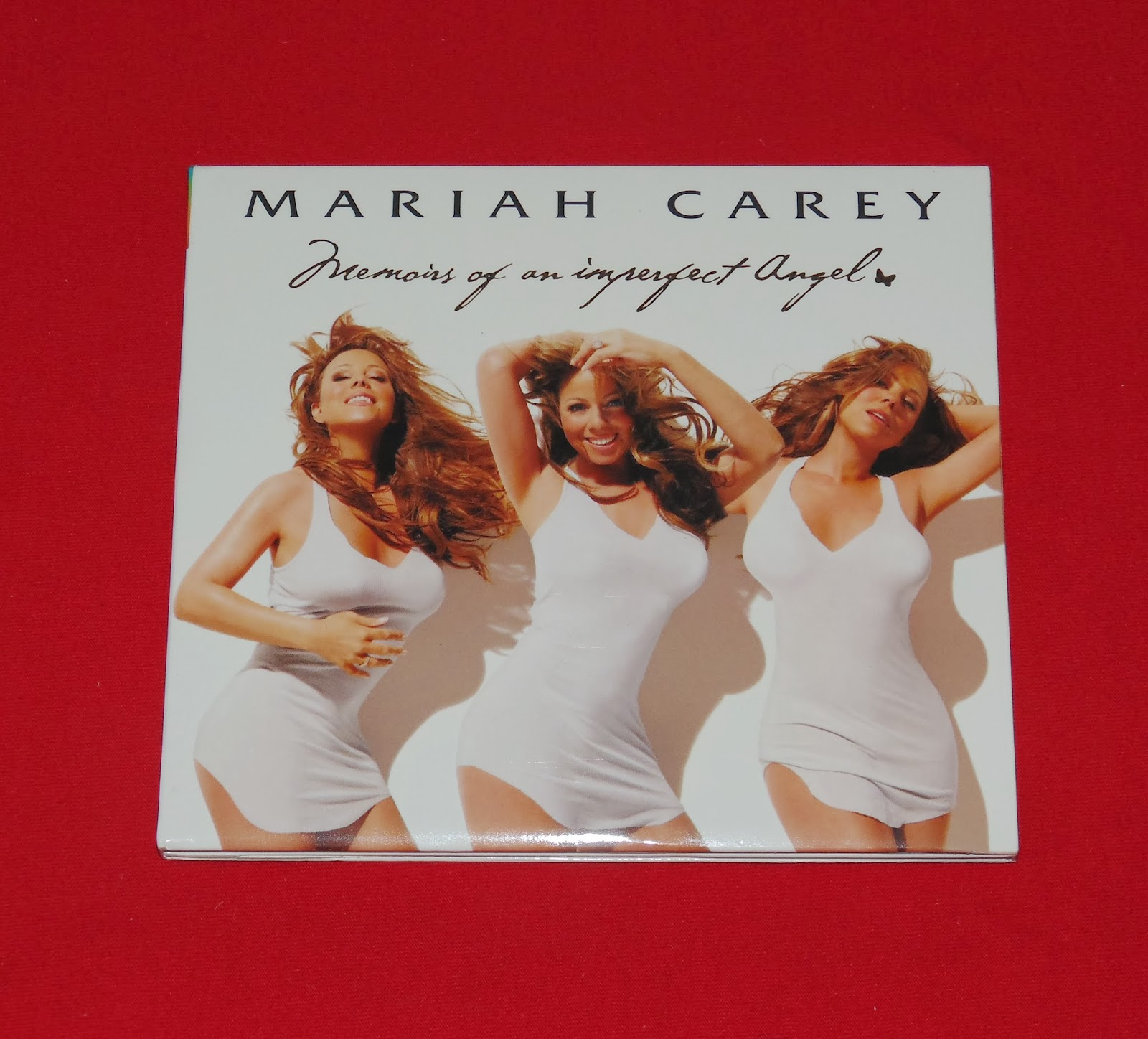 TONCollection: CD Mariah Carey - Memoirs of an Imperfect ...