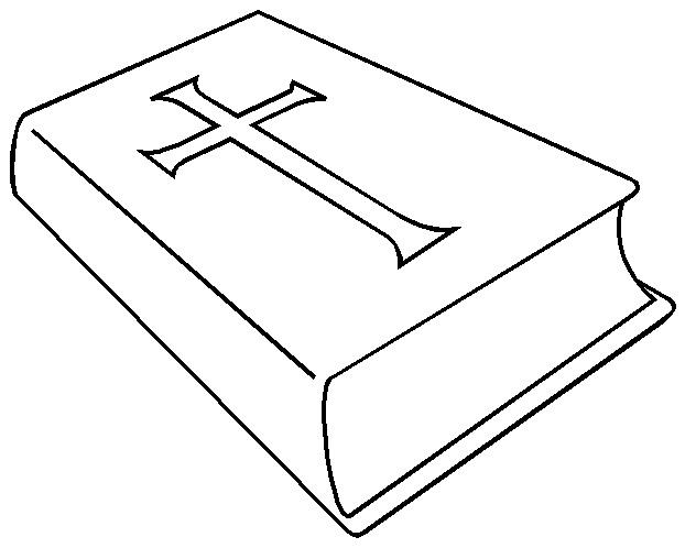 Niño Leyendo La Biblia Para Colorear: Dibujos De Biblia Para Colorear