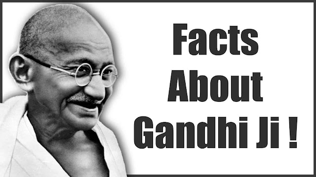 7 Facts About Mahatma Gandhi