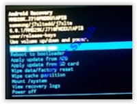 Samsung Galaxy On8 recovery
