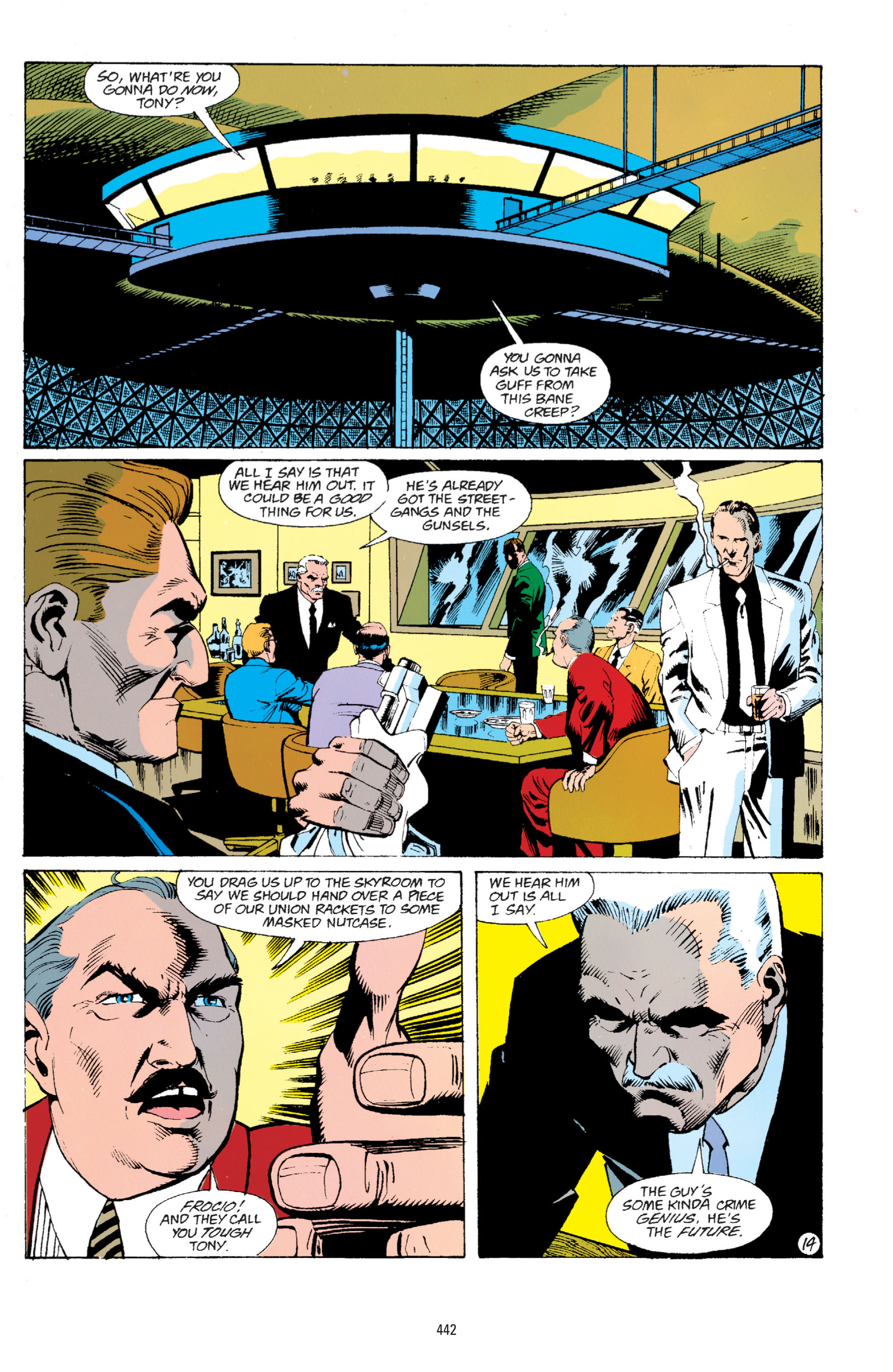 Detective Comics (1937) 665 Page 13