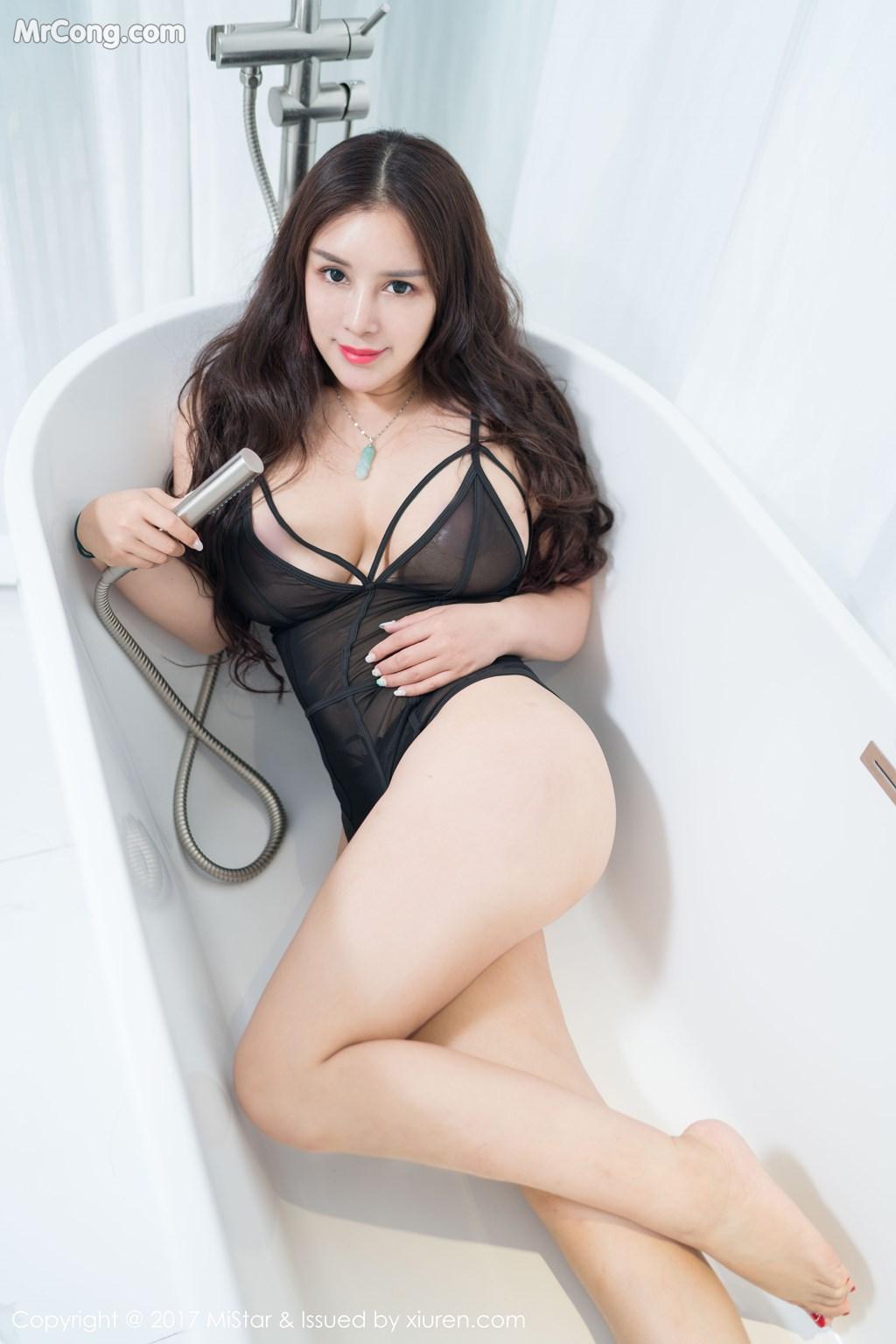 MiStar Vol.188: Người mẫu Xue Qian Xun (雪千寻) (46 ảnh)