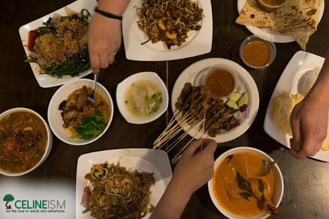 sentosa malaysian street food