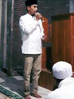 Safari Ramadhan di Masjid Al-Munir Sambinae, Walikota Bima Bantu Rp150 juga