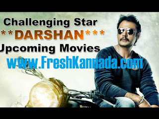 challenging star darshan Upcoming movies