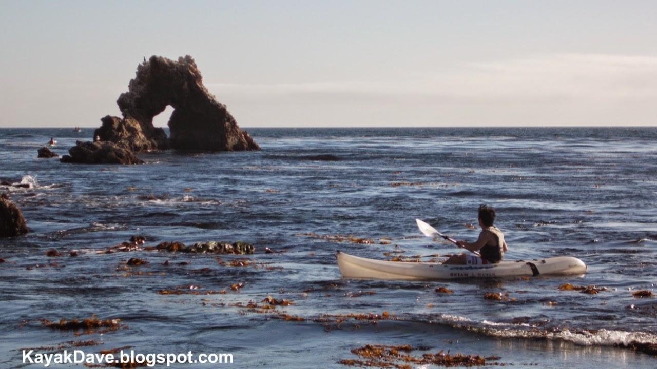 Kayaking By Arch Rock In Corona Del Mar Newport Beach California Xpost R Paddlecalifornia