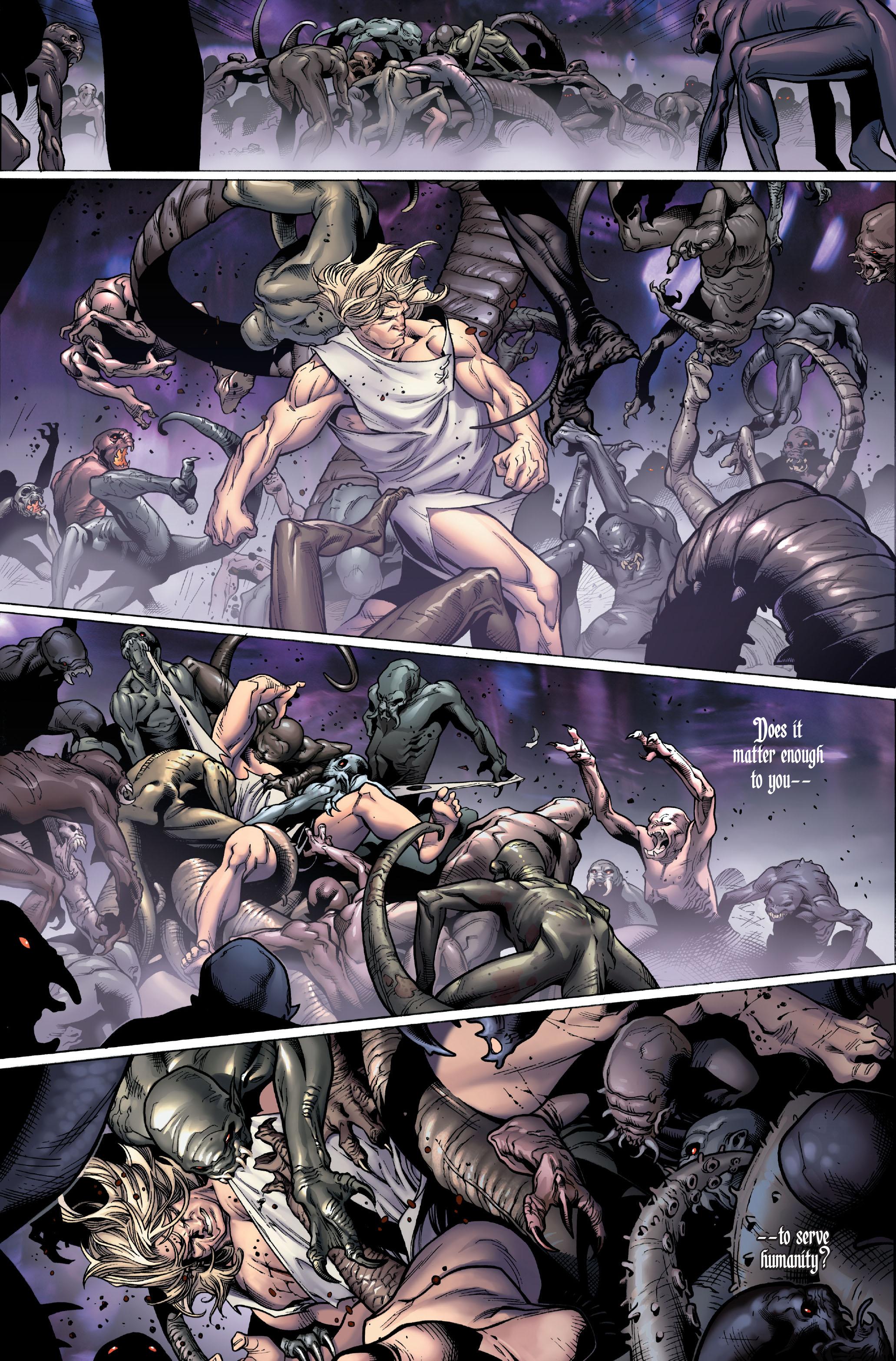 Thor (2007) Issue #1 #1 - English 16
