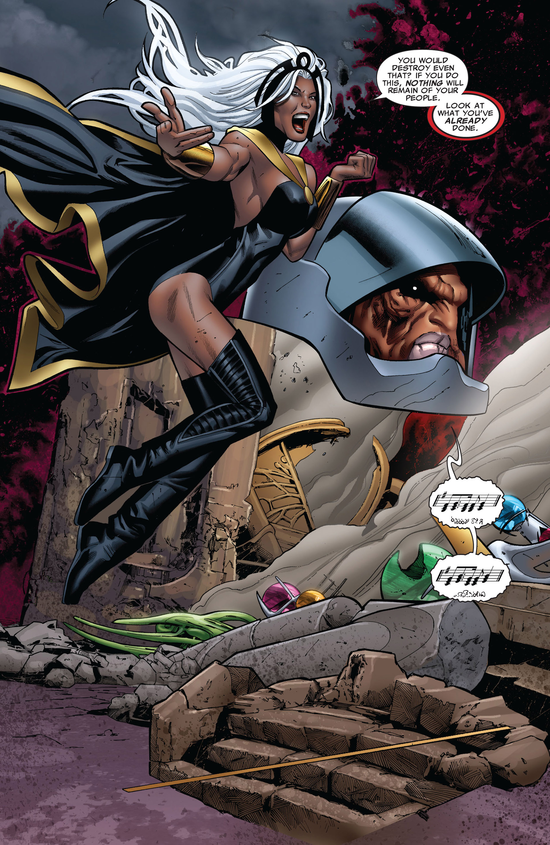Read online Uncanny X-Men (2012) comic -  Issue #7 - 20