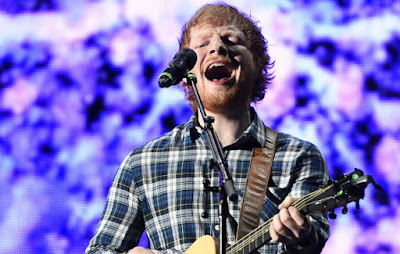 ed sheeran, shape of you, music news, entertainment, perfect, sheet music, notes, billboard, mtv, vh1