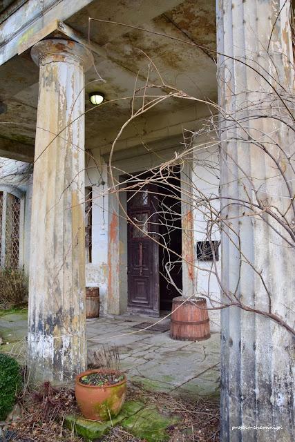 Pałac w Rząsinach,