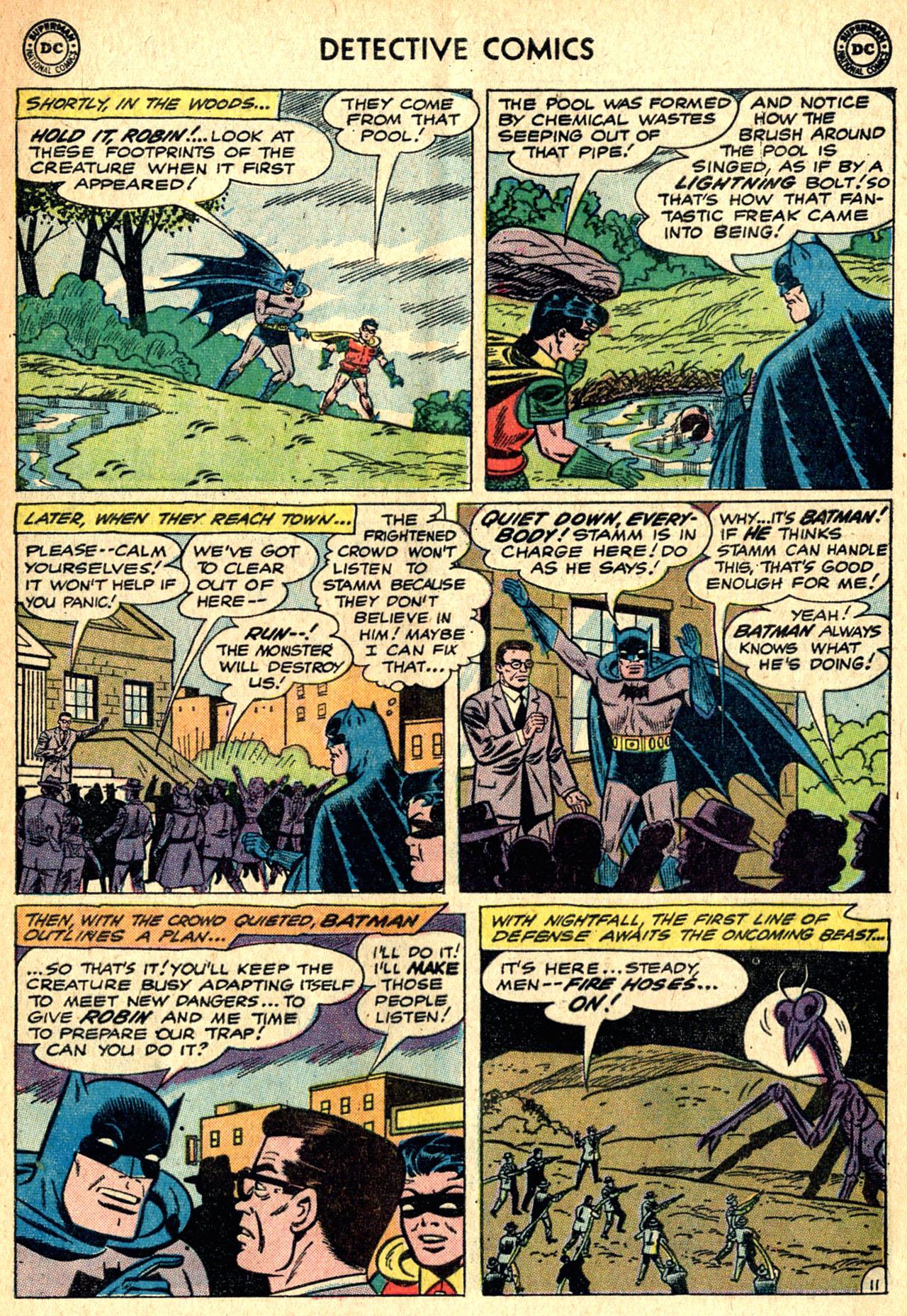 Detective Comics (1937) 288 Page 12