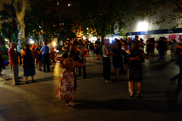 Kde to v Benátkách večer žije tancem?