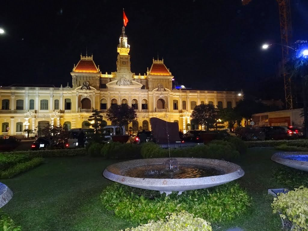 Ho Chi Minh city: The country's cultural and tourist center 26