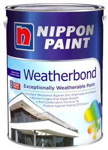 Harga Cat Nippon Paint Weathershield