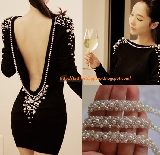 Fashion Trims For Dress Decoration Fashion2apparel