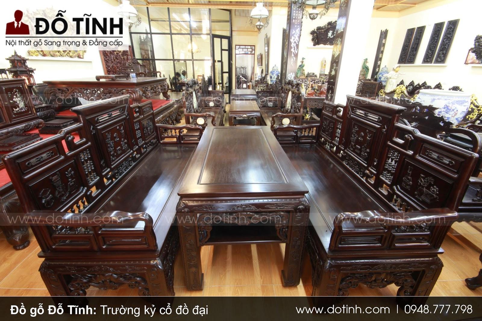 Địa chỉ mua trường kỷ đẹp tại Nha Trang chính hiệu