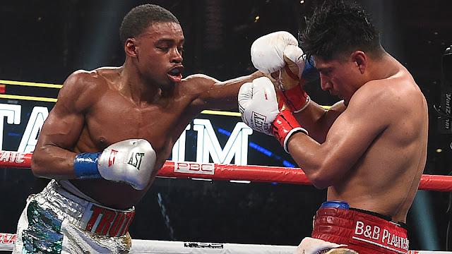 Errol Spence Dominates Mikey Garcia To Retain His Welterweight Belt