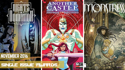 click here to read november 2016 single issue awards comics post