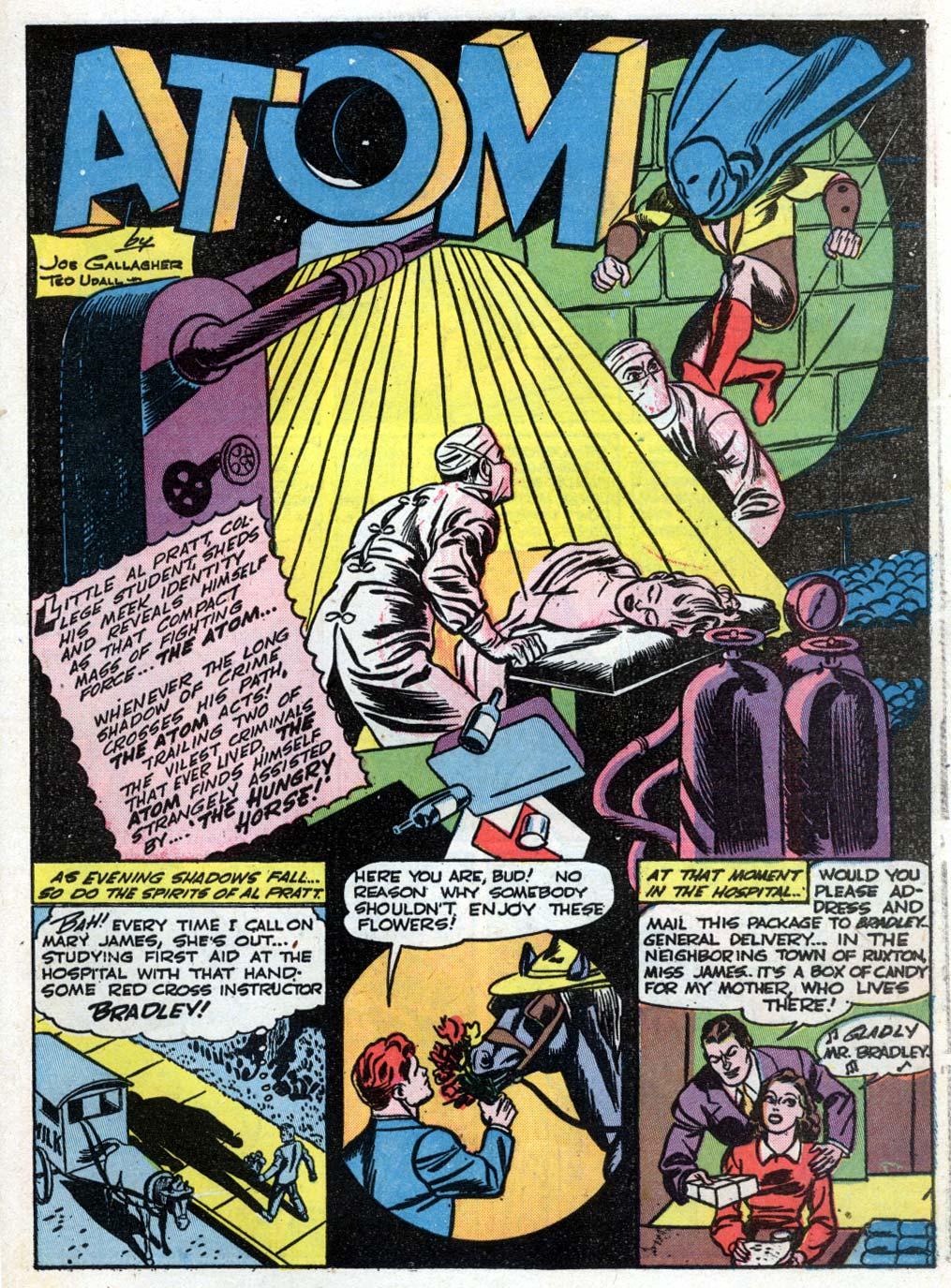 Read online All-American Comics (1939) comic -  Issue #44 - 52