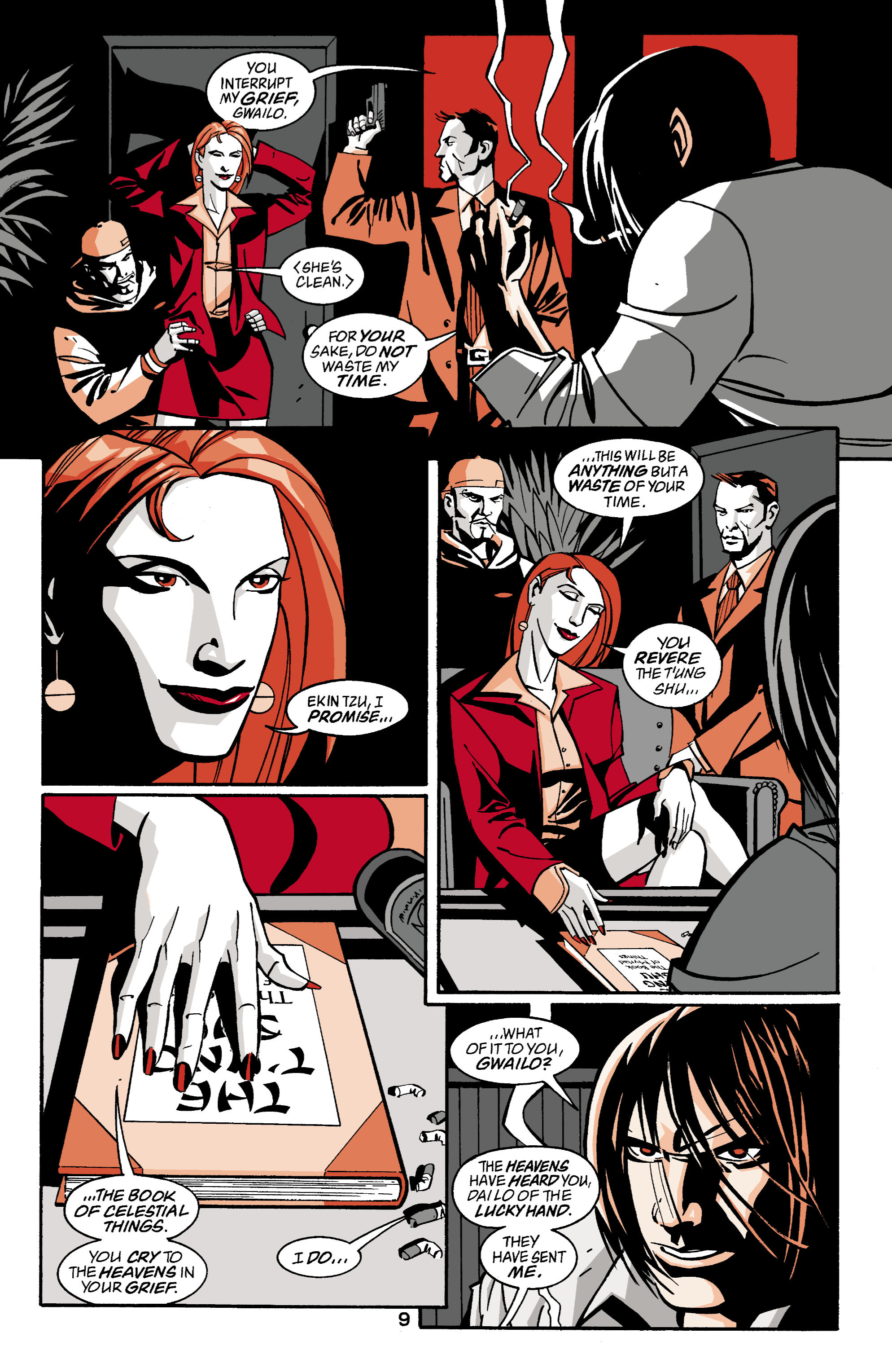 Detective Comics (1937) 744 Page 9