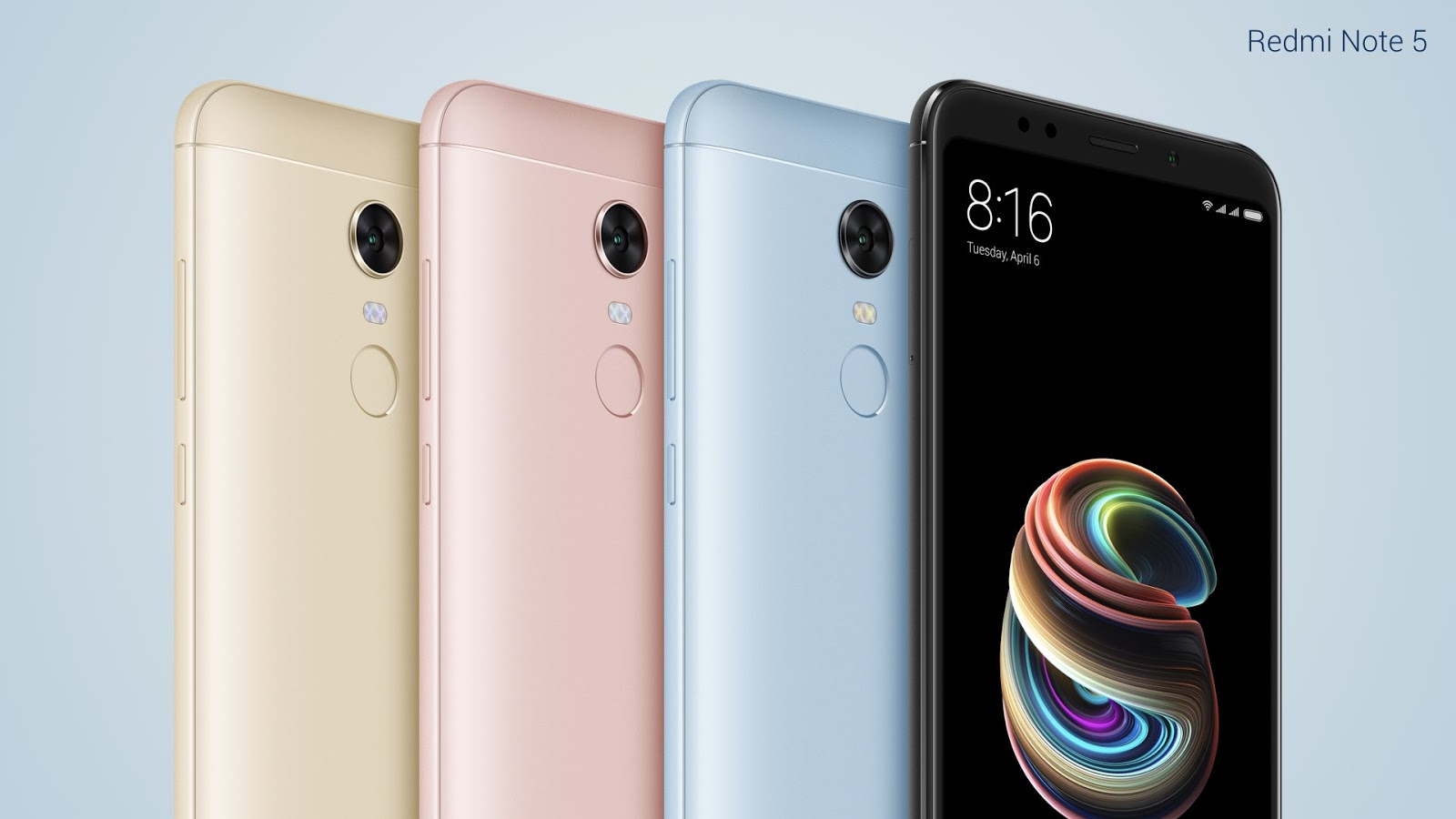 Xiaomi Redmi Note 5 With 18 9 Display And Front Led Flash: Xiaomi Announces Redmi Note 5 & Redmi Note 5 Pro With Full