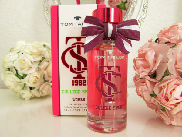 Tom Tailor College Sport Woman Eau de Toilette, Review, testbericht, Erfahrungen