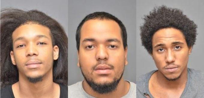 Detienen tres dominicanos en New Hampshire y les confiscan un AK  47, revólver y heroína