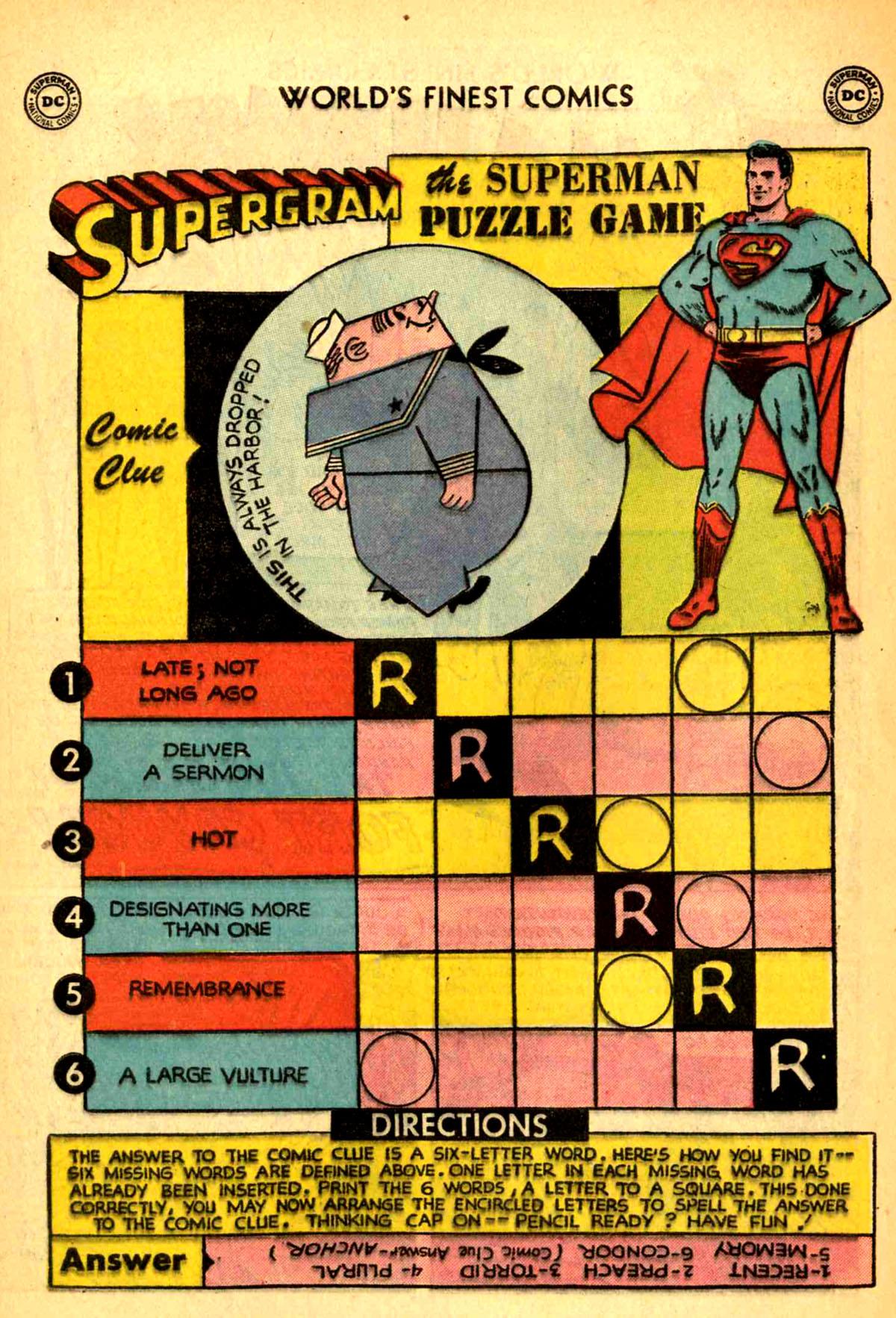 Read online World's Finest Comics comic -  Issue #77 - 27
