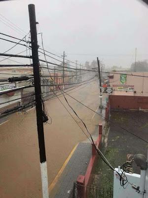 Reportan primera muerte por huracán María en Puerto Rico