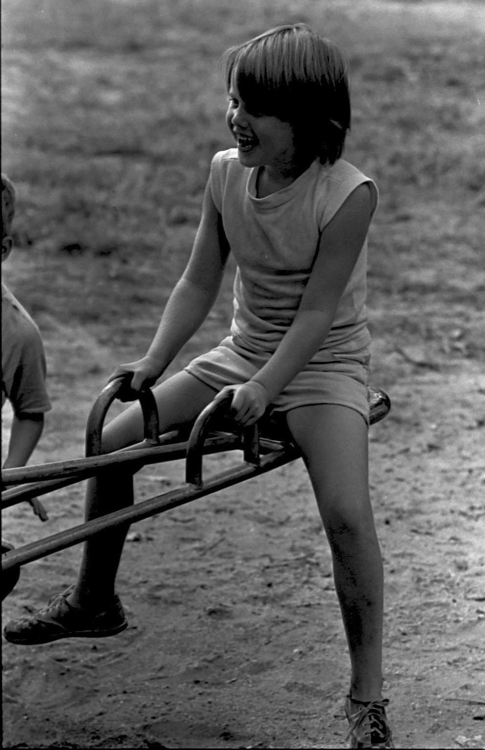 Bowie Living Cute Kids In Bowie Summer 1973