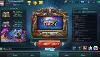 5 Keuntungan Bermain Mobile Legends Di Custom Mode