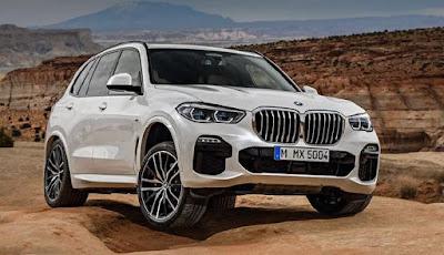 Spesifiaksi Lengkap dan Harga BMW X5 Terbaru 2019, Mengusung Kemewahan Pada Setiap Sisinya