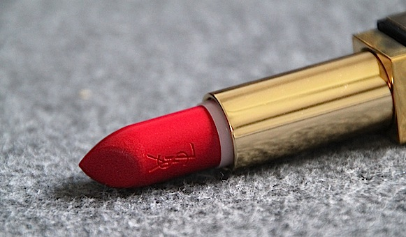 ysl yves saint laurent rouge pur couture 41 rouge madras