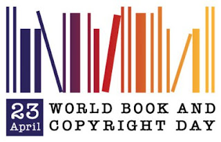 23rd April – World Book & Copyright Day