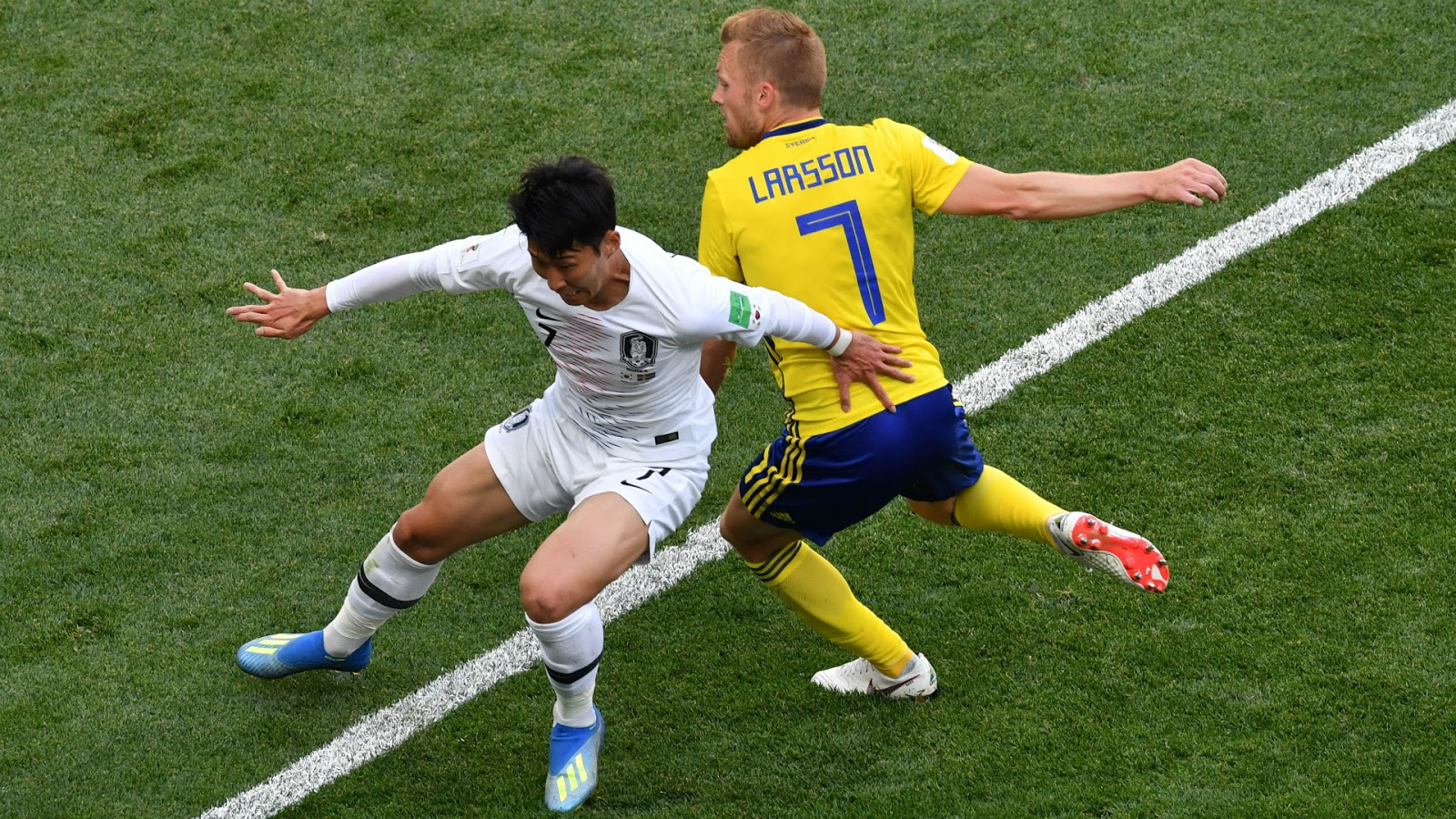 World Cup Analysis: Sweden Vs Korea