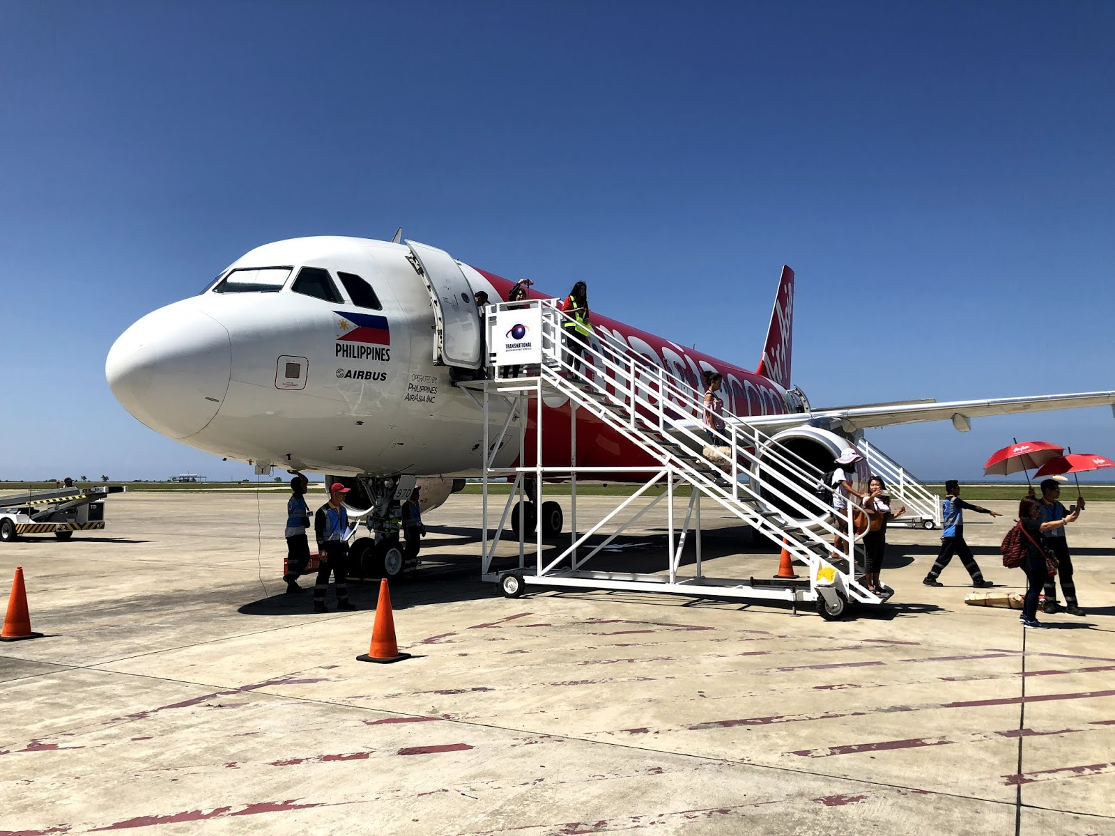 Air Asia Now Flies From CDO to Iloilo City 3 Times a Week