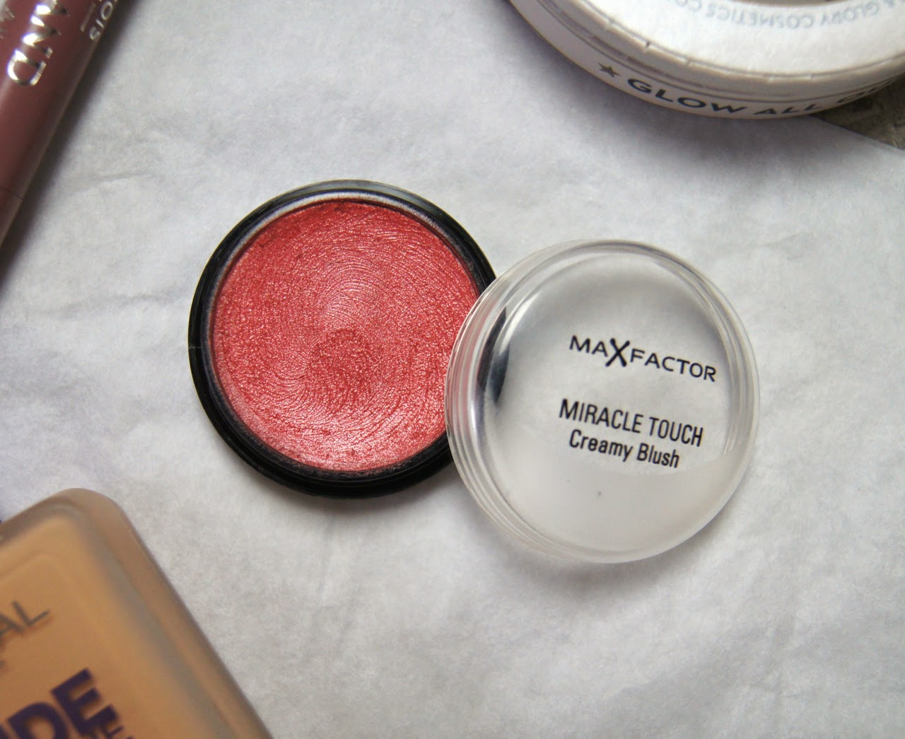 max factor miracle touch creamy blush soft murano review