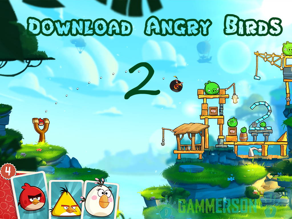 download angry birds app for android