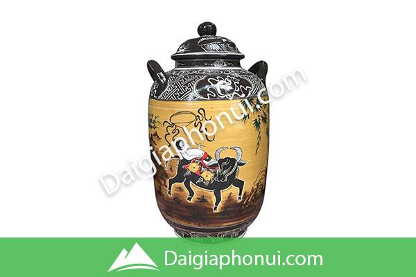 Bình Ngâm Rượu Bát Tràng - Dai Gia Pho Nui