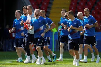 Iceland injury rumours surface as they prepare for Nigeria clash