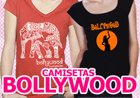 Camisetas Bollywood